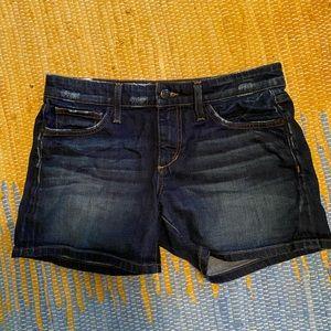 Joe's denim shorts